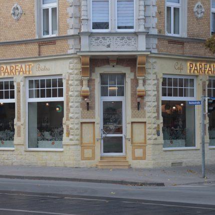 Cafe Parfait von aussen